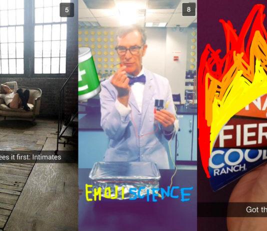 5 Snapchat Accounts Entrepreneurs Should Follow