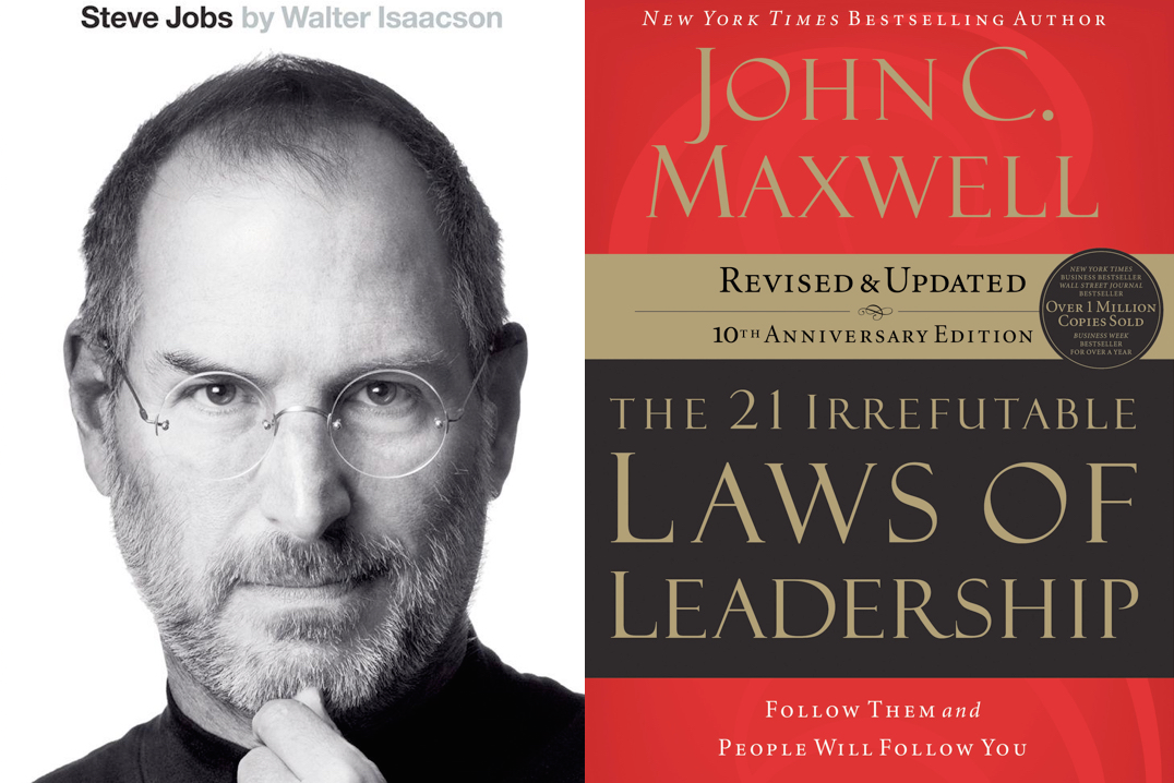 Top 5 Go-To Leadership Books